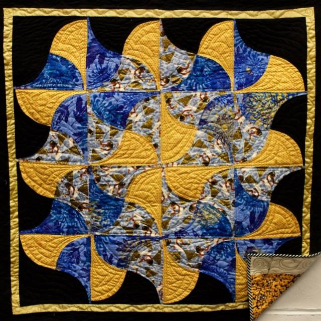 Quilt exhibition 2014