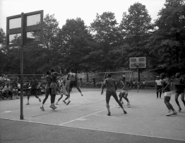 40024_3_M058_07-23-1966_Rucker League Baskerball Game, Marcus Garvey Park_Daniel McPartlin