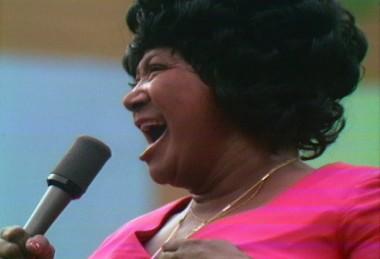 Mahalia Jackson Photo Hal Tulchin Joe Lauro